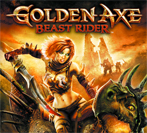 Golden Axe Beast Rider