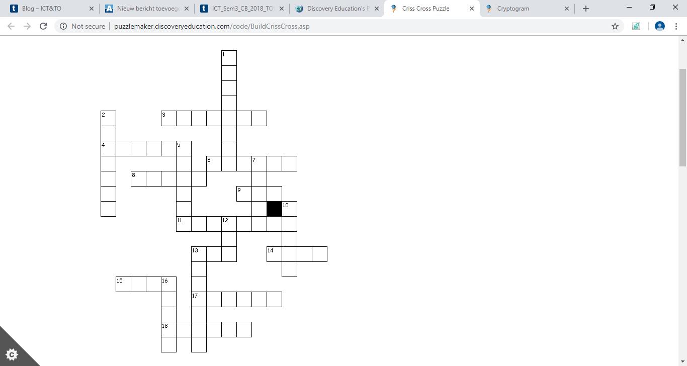 Tool 3: Puzzlemaker   Rémy Melis